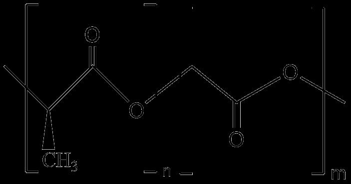 poly(D-lactide-co-glycolide)