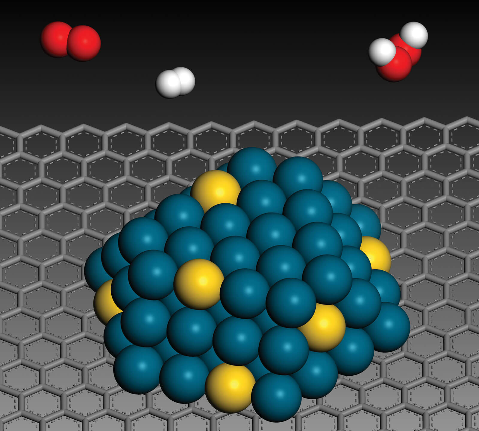 Nanoparticles application in material